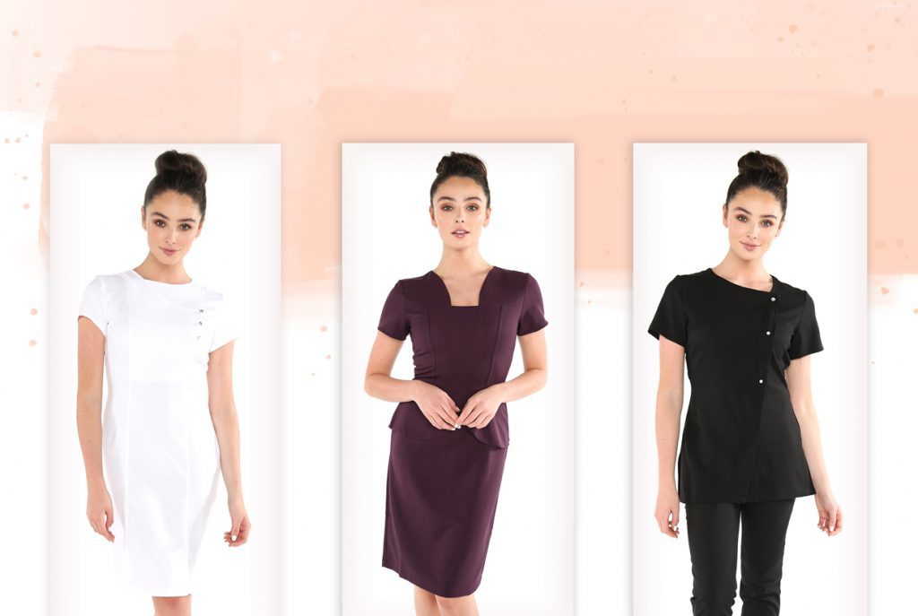 d7661b175 2019 Work Uniform Trends To Introduce In Your Salon - La Beeby